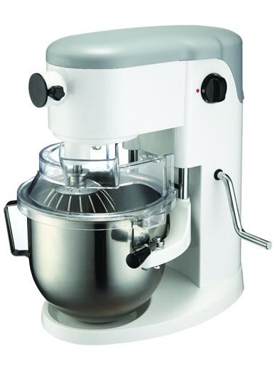 GASTRORAG QF-502A-B Планетарная тестомесильная машина (настольная, 10 скоростей) для пекарен и кондитерских
