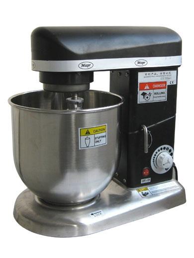 GASTRORAG QF-7B Планетарная тестомесильная машина (настольная) для пекарен и кондитерских