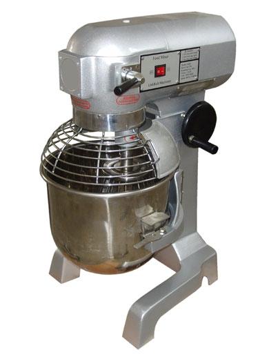 GASTRORAG B40A-HD Планетарная тестомесильная машина для пекарен и кондитерских (380 Вт)