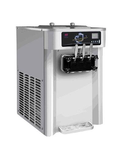 фризер, аппарат для мягкого мороженого